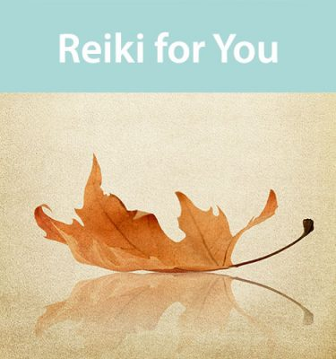 Distant reiki session for people