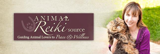 reiki animal source